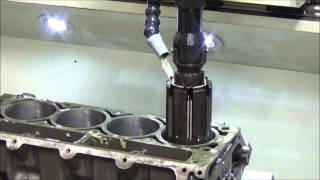 ROTTLER H75A CNC Vertical Honing Machine