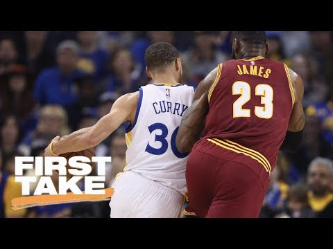 LeBron James or Steph Curry: Who Has More To Prove In NBA Finals?   First Take   May 26, 2017