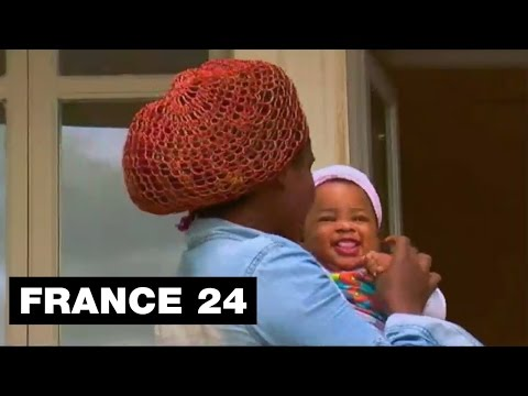 "Italie : Francesca Marina, ""la princesse des migrants"" nigériane"