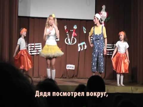 """Песня на жестовом языке """"Оранжевое небо"""""""
