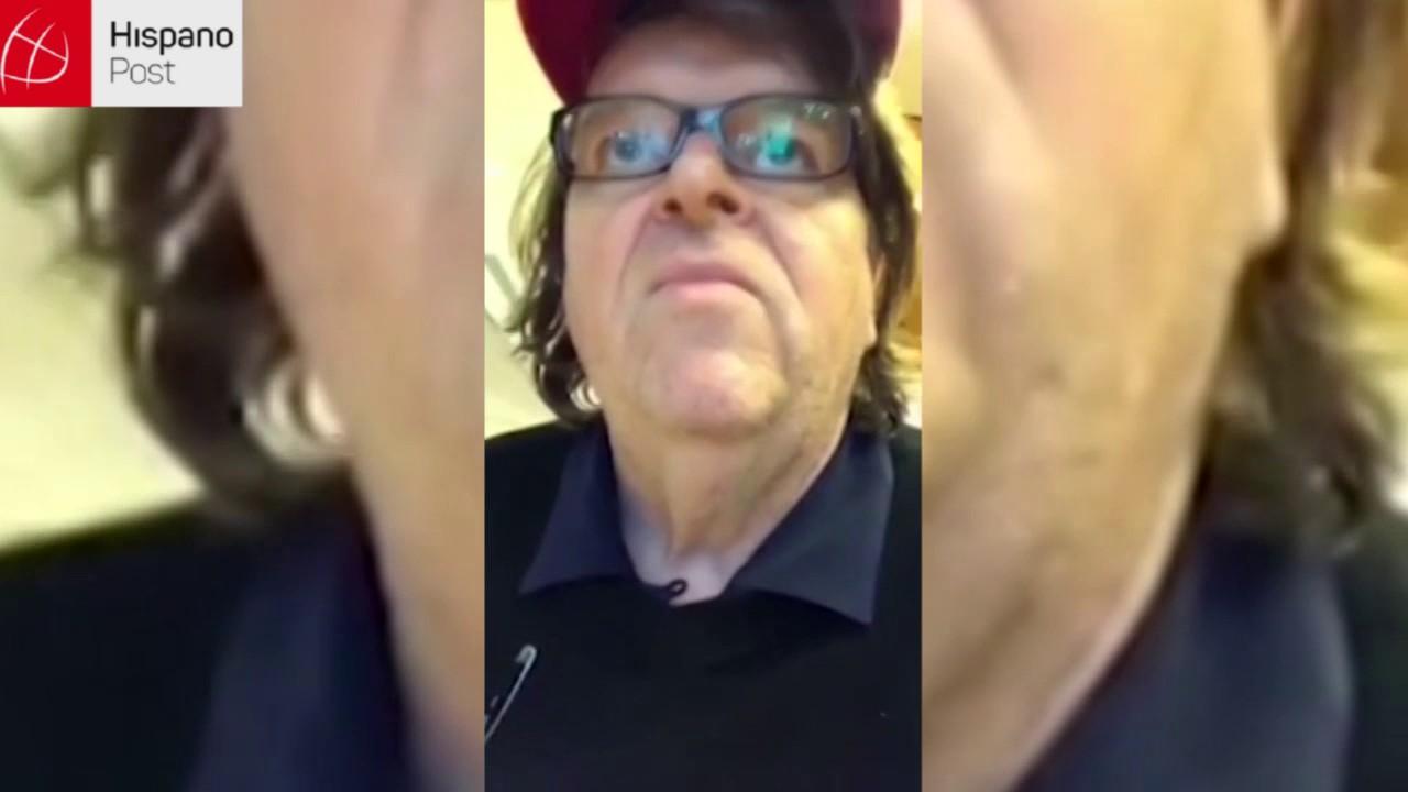 El cineasta Michael Moore intentó colarse en la Trump Tower para hablar con el Presidente electo
