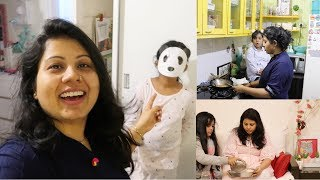 How Interesting Was My 1st January 2019 !!! Maitreyee's Passion - Indian Daily Vlogs