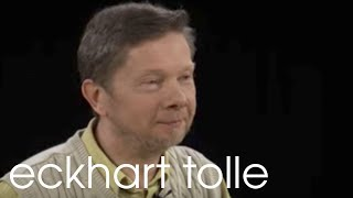 How Do We Break The Habit Of Excessive Thinking? Eckhart Tolle