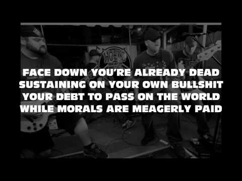 Critical Assembly - Facetime with the Dead - Lyric Video