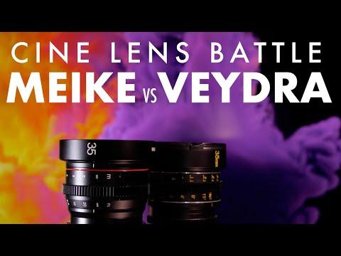 MEIKE vs VEYDRA - Battle of the 35mm Cine Lenses