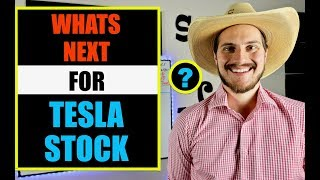 Tesla Stock Up $14 Per Share Today! Worst Behind It?
