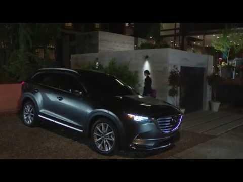 Mazda  Cx9 Паркетник класса J - рекламное видео 3