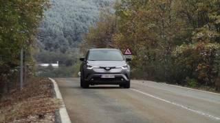 Toyota C-HR : Essai & présentation en vidéo