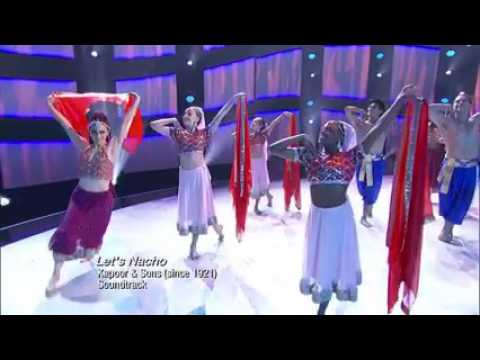 Let's Nacho Song - Dance Performance - Bollywood Dance Songs Mp3