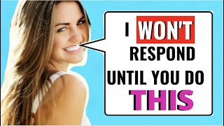How To Get A Girl To LIKE YOU Over Text (5 Rules Every Guy Should Know)