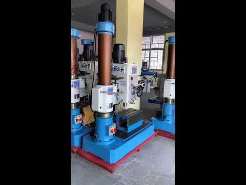 ACCUDRILL Radial Drill Machine - 40 MM
