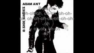 Adam and the Ants - Beat my Guest Lyrics