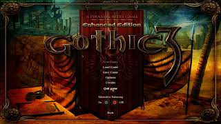 Gothic3 Updating to Newest Version and Converting Old Saves File Setup Part1