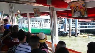 2015-06-09 On the ferry, Bangkok