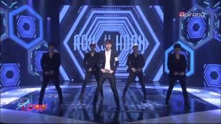 Simply K-Pop - ♬ Roh Ji Hoon - Punishment(벌 받나 봐) [Simply K-Pop]