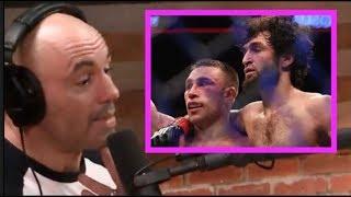 Joe Rogan - Zabit/Bochniak Fight Was Crazy!