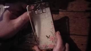 Чехлы для телефона Samsung Galaxy S8/S8 плюс. от компании Интернет-магазин-Любой товар по доступной цене. - видео
