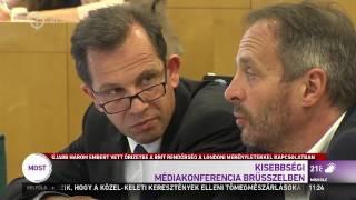 Kisebbségi nyelvű média Európában – Konferencia