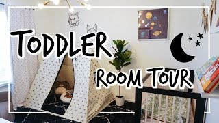 TODDLER BOY ROOM TOUR 2019