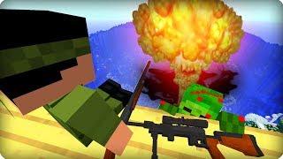 Жизнь после атомного взрыва [ЧАСТЬ 15] Зомби апокалипсис в майнкрафт! - (Minecraft - Сериал)