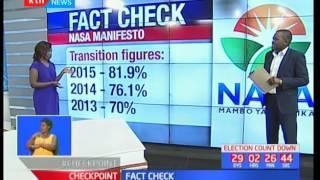 Fact Check: NASA Manifesto