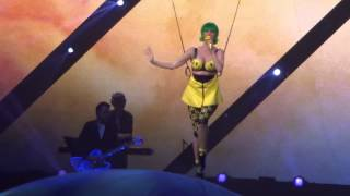 Katy Perry - Walking on Air - Live Montreal Bell Centre 07/15/2014