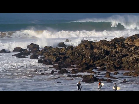 safi moon light surfing morocco