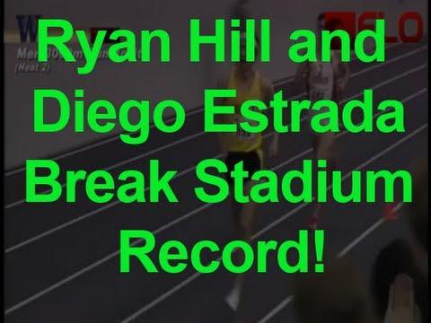 0 Atletismo, una escuela de vida para Diego Estrada