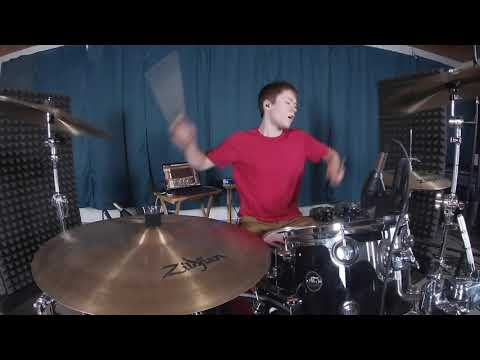 I Think I'm OKAY - Machine Gun Kelly, YUNGBLUD, Travis Barker - Drum Cover - Marc Lyle