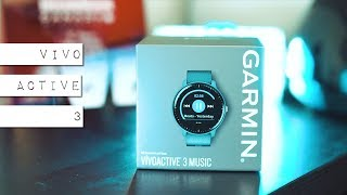 Garmin Vivoactive 3 Music Review - Is This A Good Affordable Triathlon Watch?