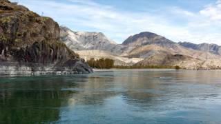 Катунь — река в республике Алтай
