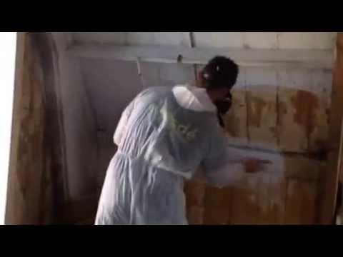 Reinigingswerk van opstallen