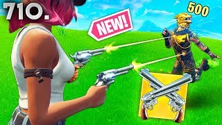*NEW* REVOLVER BEST PLAYS..!!! Fortnite Funny WTF Fails and Daily Best Moments Ep.710