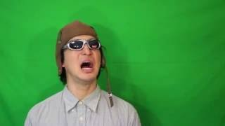 FilthyFrank making retarded noises for 102 seconds