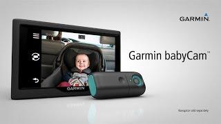 Garmin babyCam Видеокамера від компанії CyberTech - відео