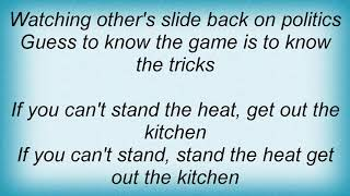 Angie Stone - The Heat Lyrics