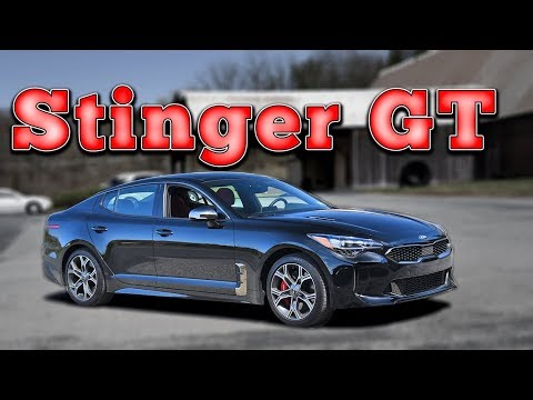 2018 Kia Stinger GT: Regular Car Reviews