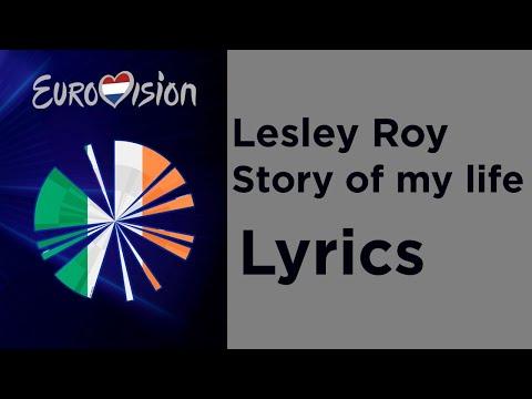Lesley Roy - Story of my life (Lyrics) Ireland 🇮🇪 Eurovision 2020