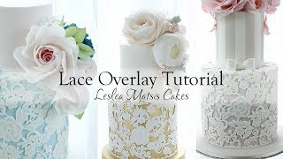 Lace Overlay Tutorial Preview