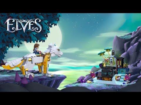 Vidéo LEGO Elves 41195 : L'attaque d'Emily et Noctura