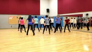 C'mon C'mon - Line Dance (Dance & Teach in English & 中文)