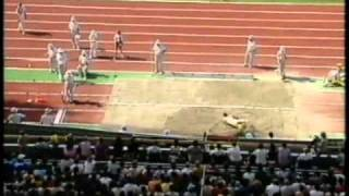 World Championship 1993 Stuttgart-Long Jump