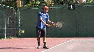 How To Learn Basic Serves In Tennis