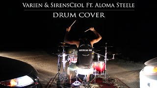 """Moonlight"" - Varien & SirensCeol ft. Aloma Steele DRUM COVER"