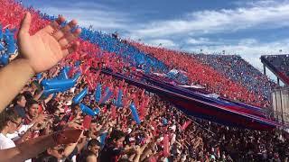San Lorenzo 0 Huracan 0 ENTRADA DE LA BUTTELER