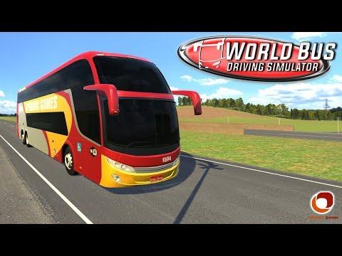 Vidéo World Bus Driving Simulator