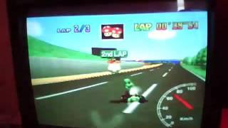 """Luigi Raceway 3lap 1'58""""65"""