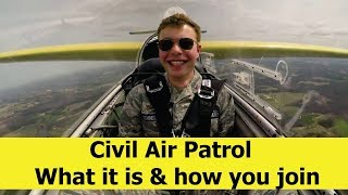 Civil Air Patrol | What it is & how you join
