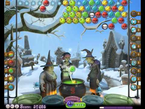 comment gagner bubble witch saga