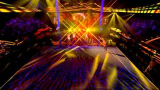 The Saturdays - Greatest Hits Medley - Tumble - 23rd August 2014